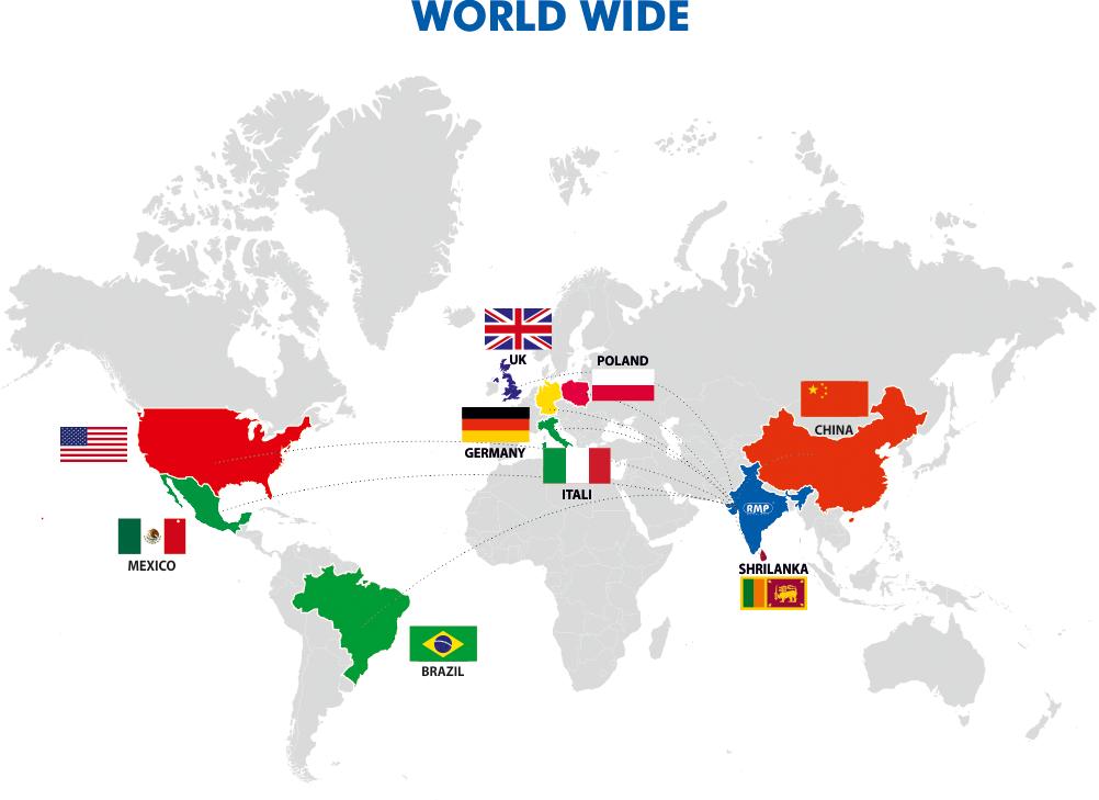RMP Bearings World Wide